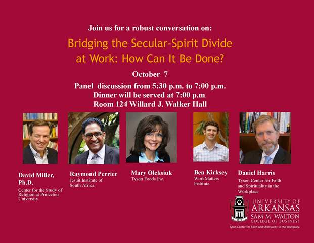 Bridging the Secular Spirit Divide